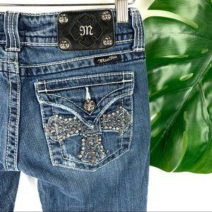 Miss Me Bootcut Jeans Women's size 27